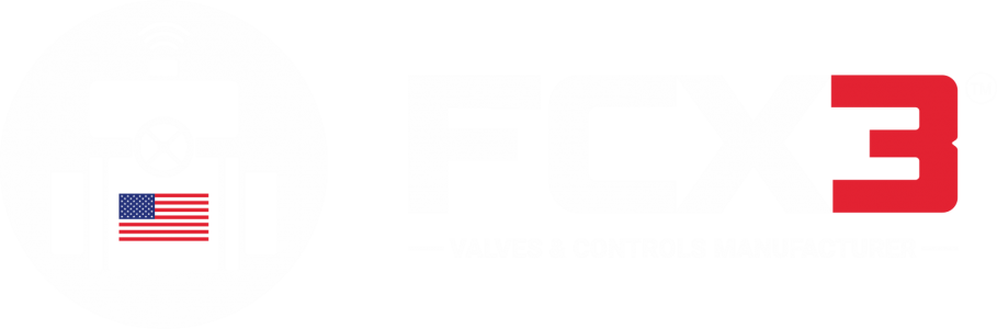 FCX3 Valves & Controls  Logo